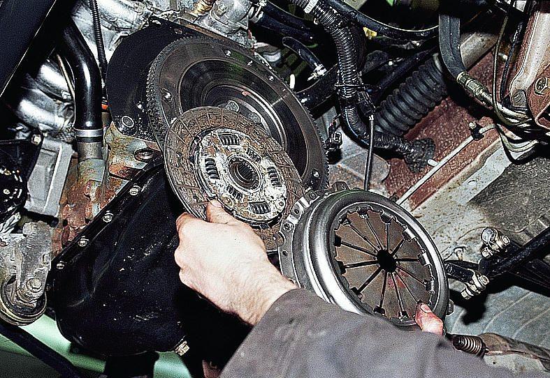 Фото №4 - ремонт кпп ВАЗ 2110 своими руками замена подшипников